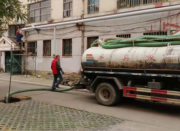 连云港污水池清理